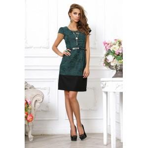 Универсальное классическое платье арт 3L8313-A1.