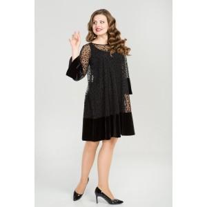 Платье 4657