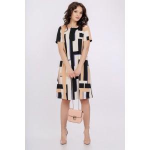 Платье Анджелина, геометрия
