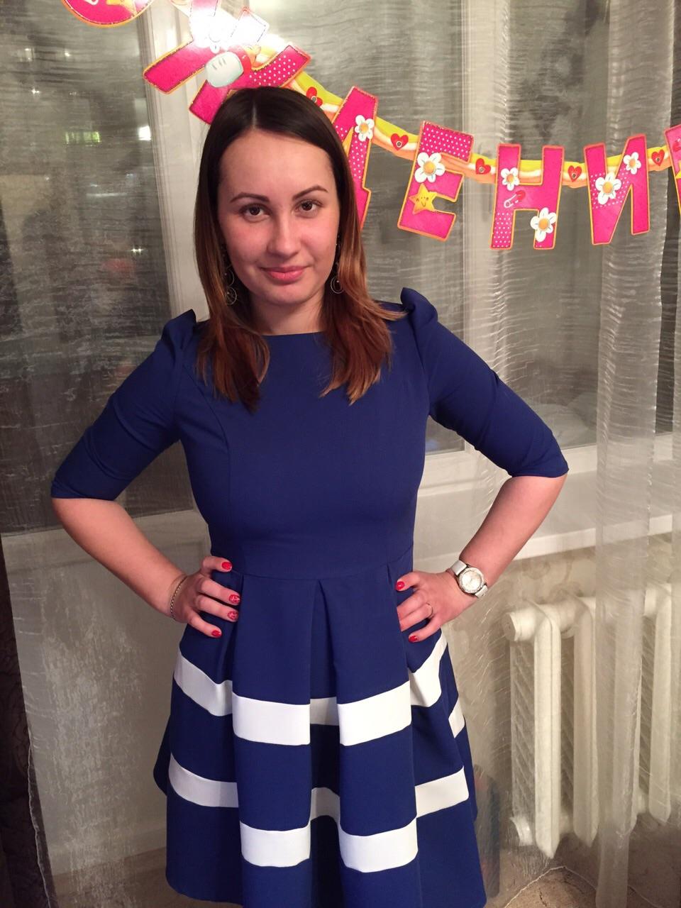Отзыв о платье от магазина Будь собой